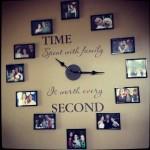 A-Family-Clock