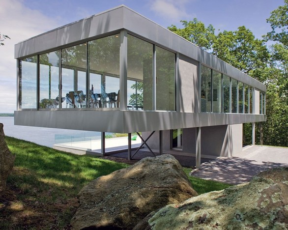 Shelter Island Hill House