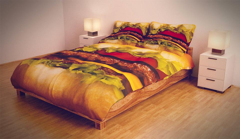 pizza_hamburger_bedding_2