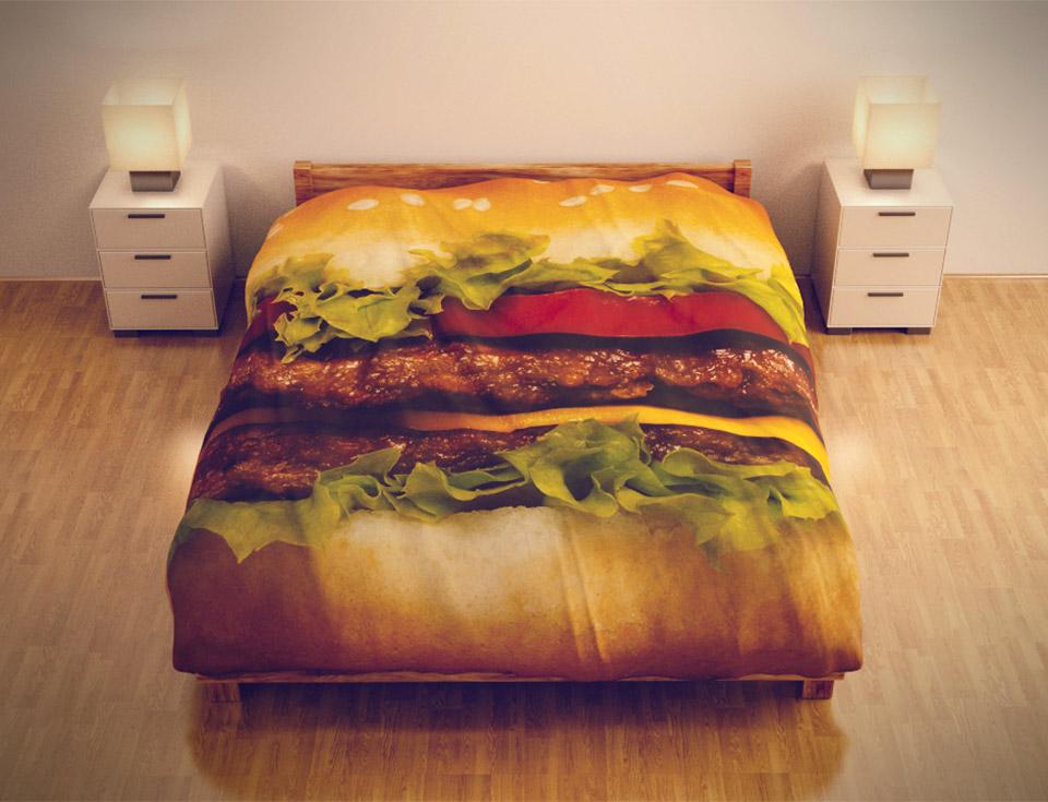 pizza_hamburger_bedding_4