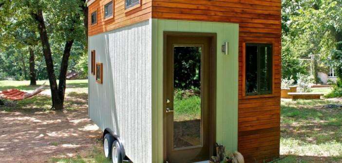 Το μικροσκοπικό σπίτι ενός φοιτητή