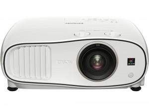 Projector EPSON EH-TW6600W 3LCD Full HD 3D WiFi Με εξίσου υψηλή απόδοση λευκού και έγχρωμου φωτισμού 2.500 lumen, ανάλυση Full HD, ο προβολέας τεχνολογίας 3LCD της EPSON προσφέρει παρουσιάσεις με ζωντανά χρώματα.