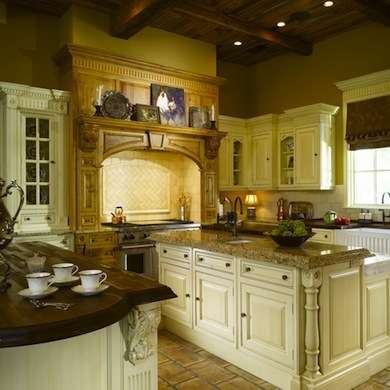 Old Wood Kitchen