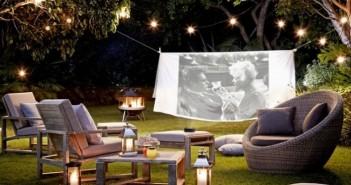 Θερινό σινεμά στο σπίτι σου