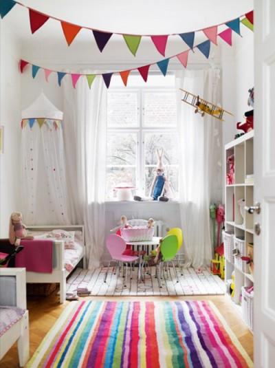 Λύσεις για παιδικό δωμάτιο