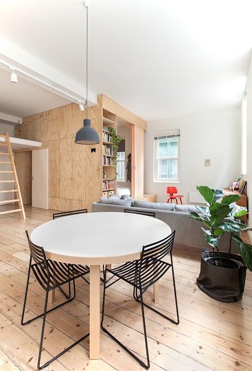 Λύσεις-μικρό διαμέρισμα