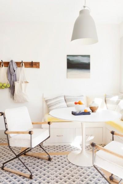 καναπές κουζίνας