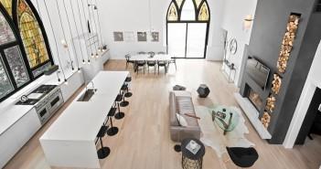 H εκκλησία που έγινε μοντέρνο σπίτι