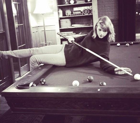 το διαμέρισμα της Taylor Swift