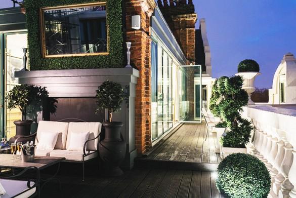 διαμέρισμα του Tom Cruise-Λονδίνο