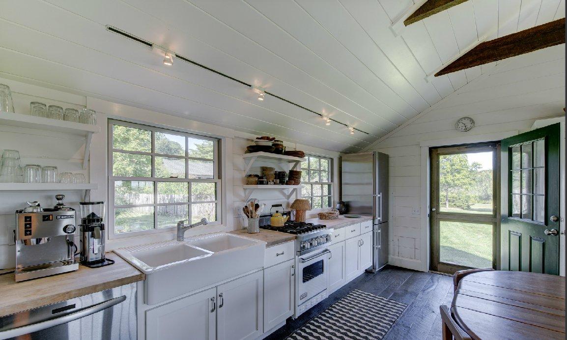 Η κουζίνα της