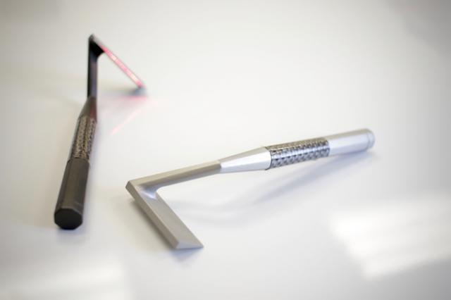 ξυραφάκι με laser