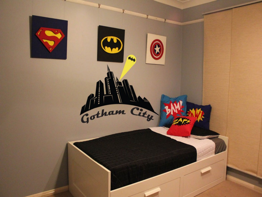 Superhero-Bedroom-Decorations