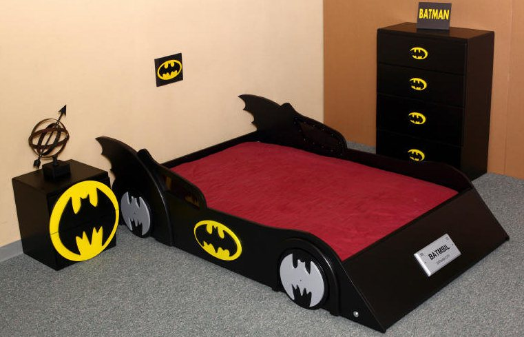 batmobile-single-bed
