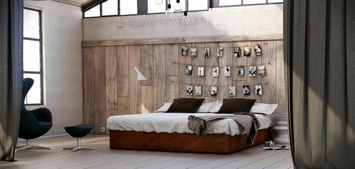 γαλήνια κρεβατοκάμαρα