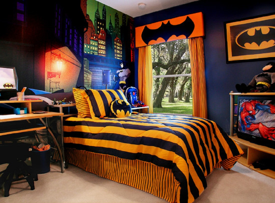 splendid-superhero-bed-sheets-for-kids-inspired-19-fascinating-batman