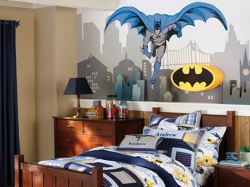 superhero-bedroom-decorating-ideas