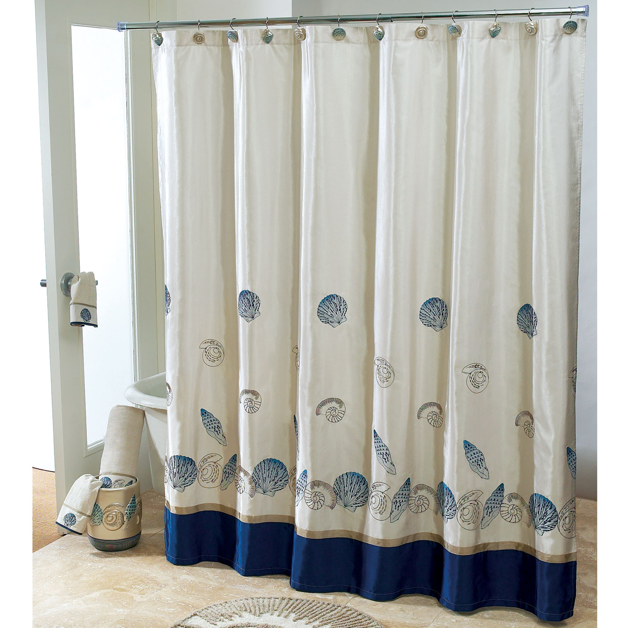 Cotton Shower Curtains Canada