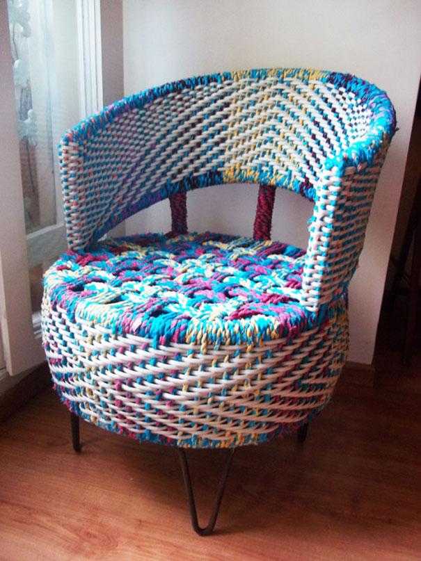 Ένα και μισό λάστιχο για αυτή τη καρέκλα