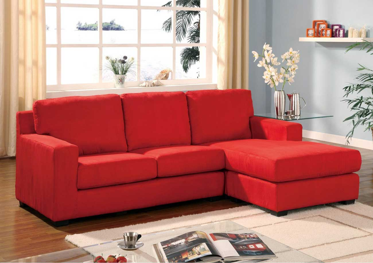 Acme-Microfiber-Sofas-in-Vogue-Red