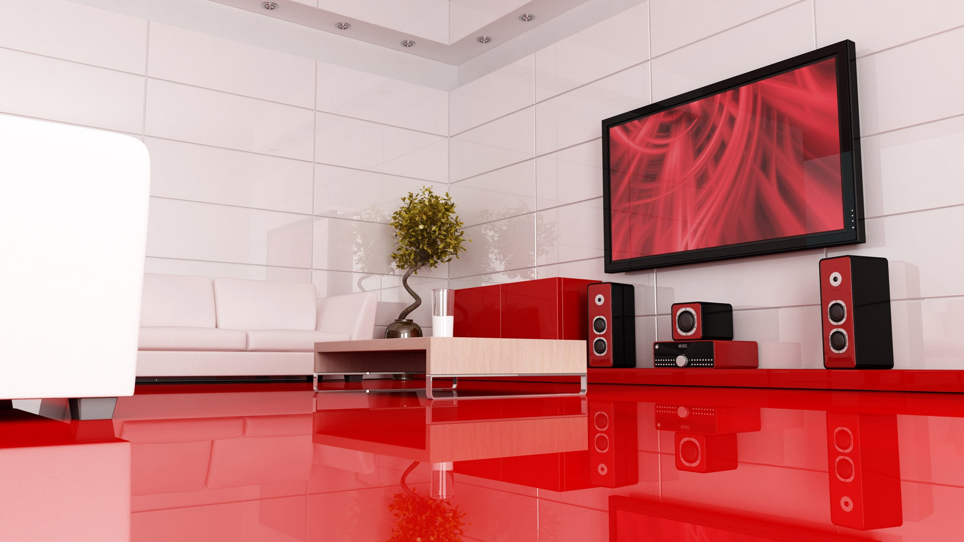 Red-Tile-Living-Room-Interior-Design