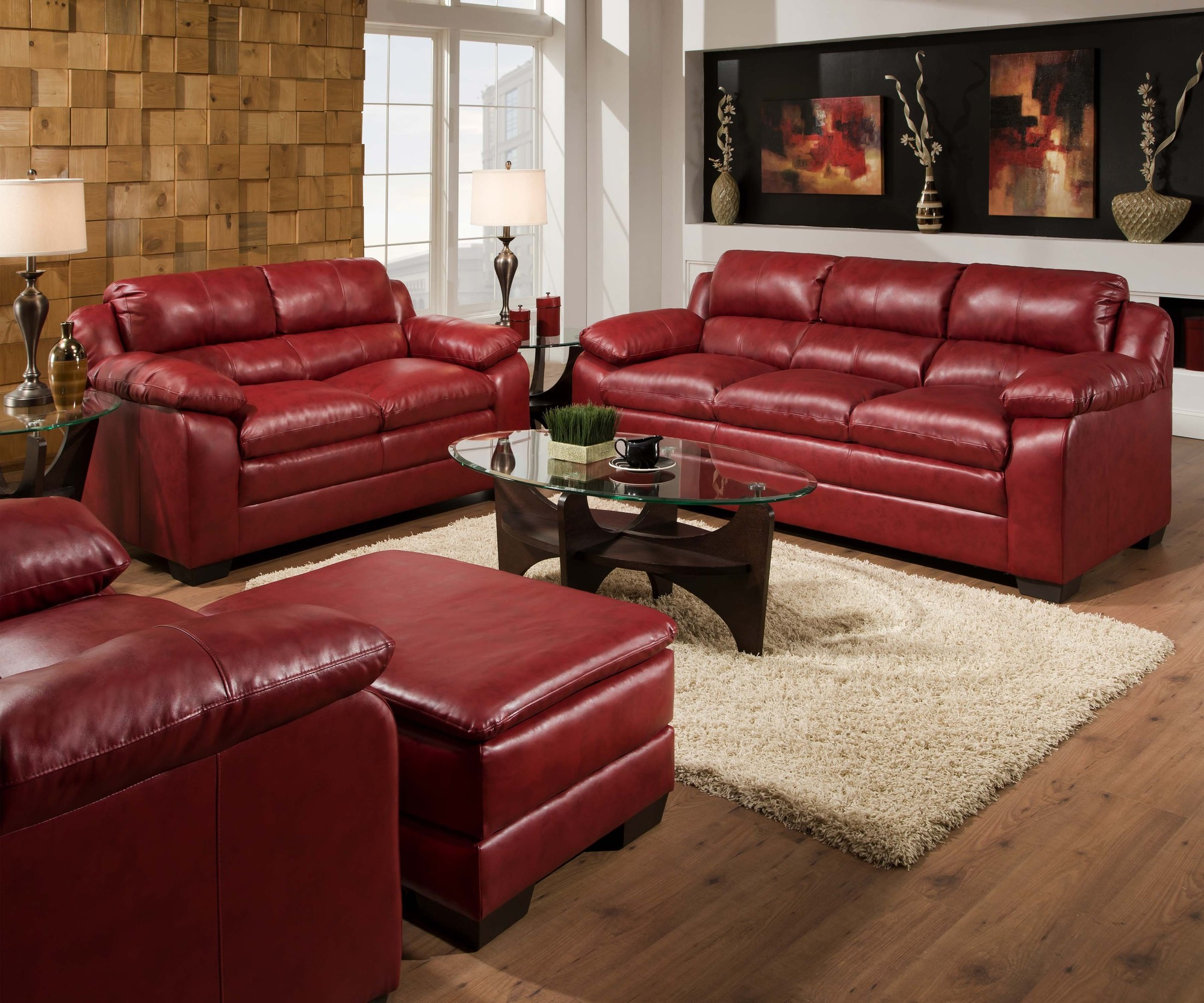Simmons-Upholstery-Soho-Cardinal-Red-Living-Room-Collection
