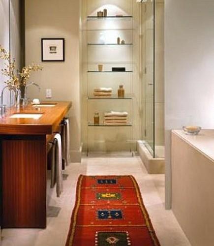 οικονομική διακόσμηση μπάνιου