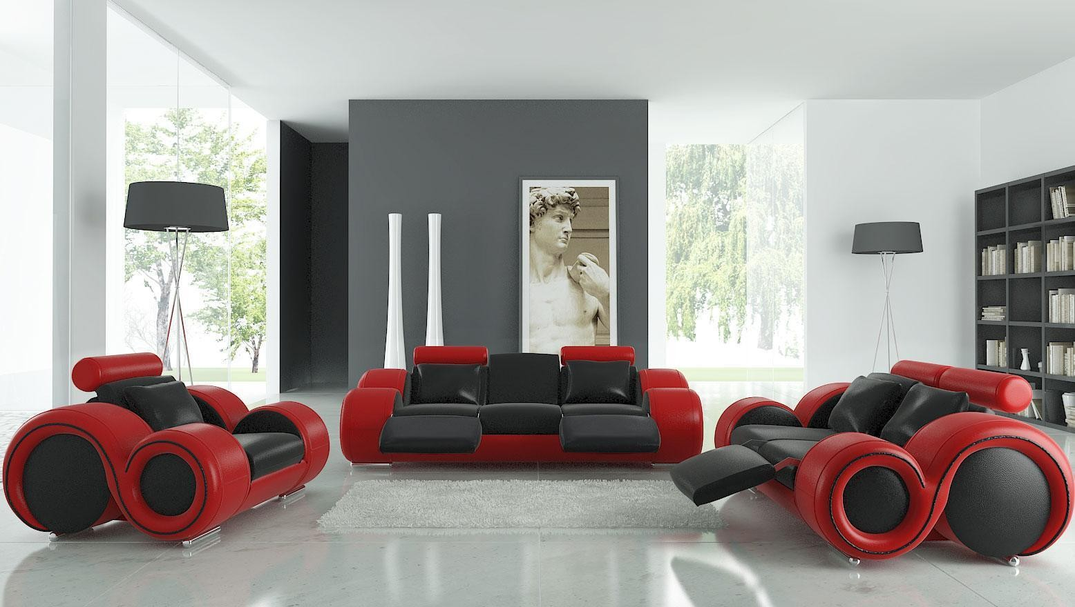red-and-black-living-room-remodelling-on-living-room--pinterest
