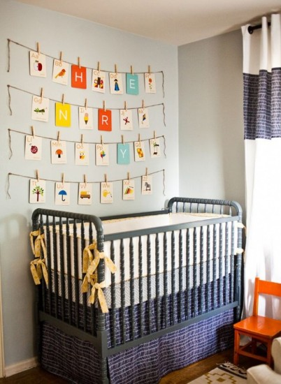 DIY παιδικό δωμάτιο
