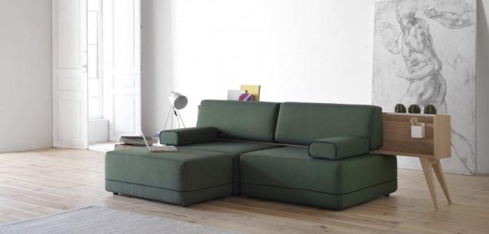 Καναπές και έπιπλο μαζί