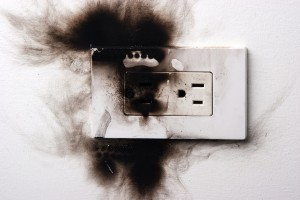 Dangerous-situation-outlet