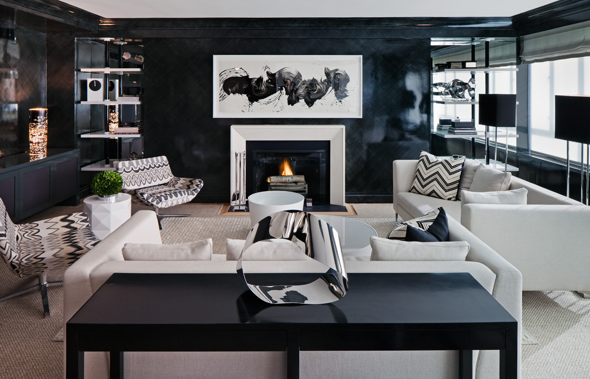 Living Room Beautiful Gray Decorating Ideas With
