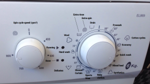 washing machine rpm