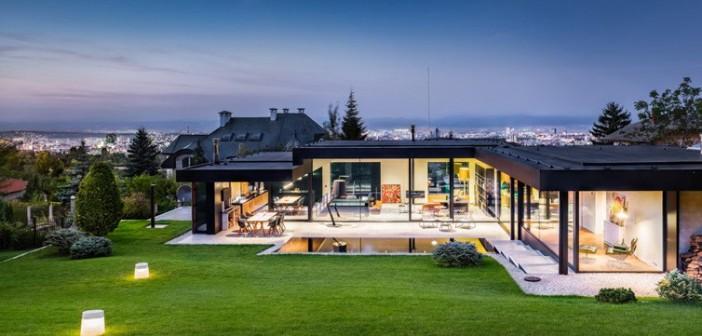 Το σπίτι που γίνεται ένα με τον κήπο του!