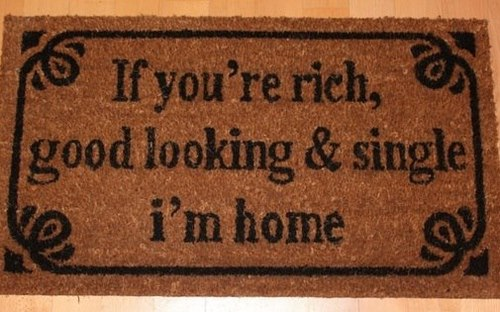 if-youre-rich...