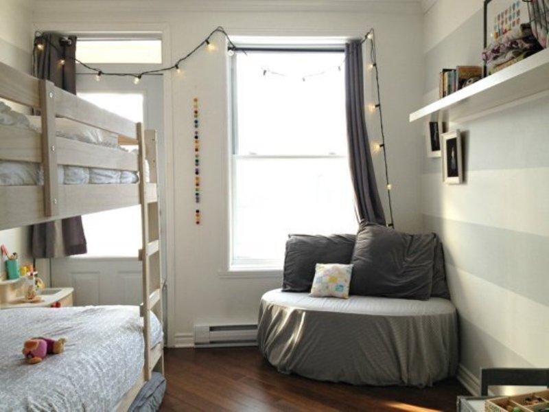 48c24ebe7f0 Ένα παιδικό δωμάτιο για 3! | Cool Home