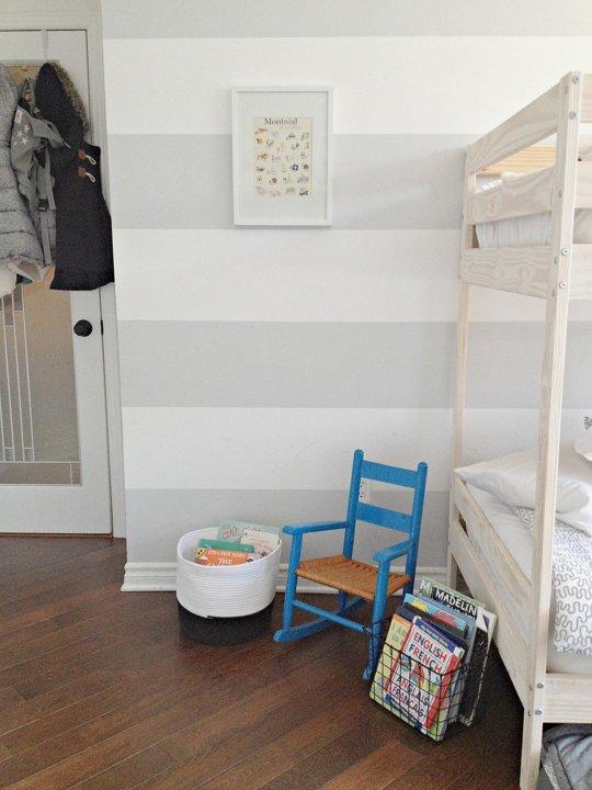 παιδικό δωμάτιο για 3