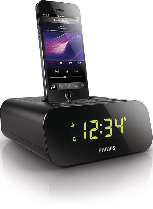 philips iphone alarm 2