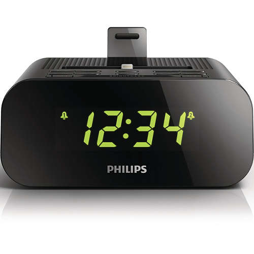 philips iphone alarm