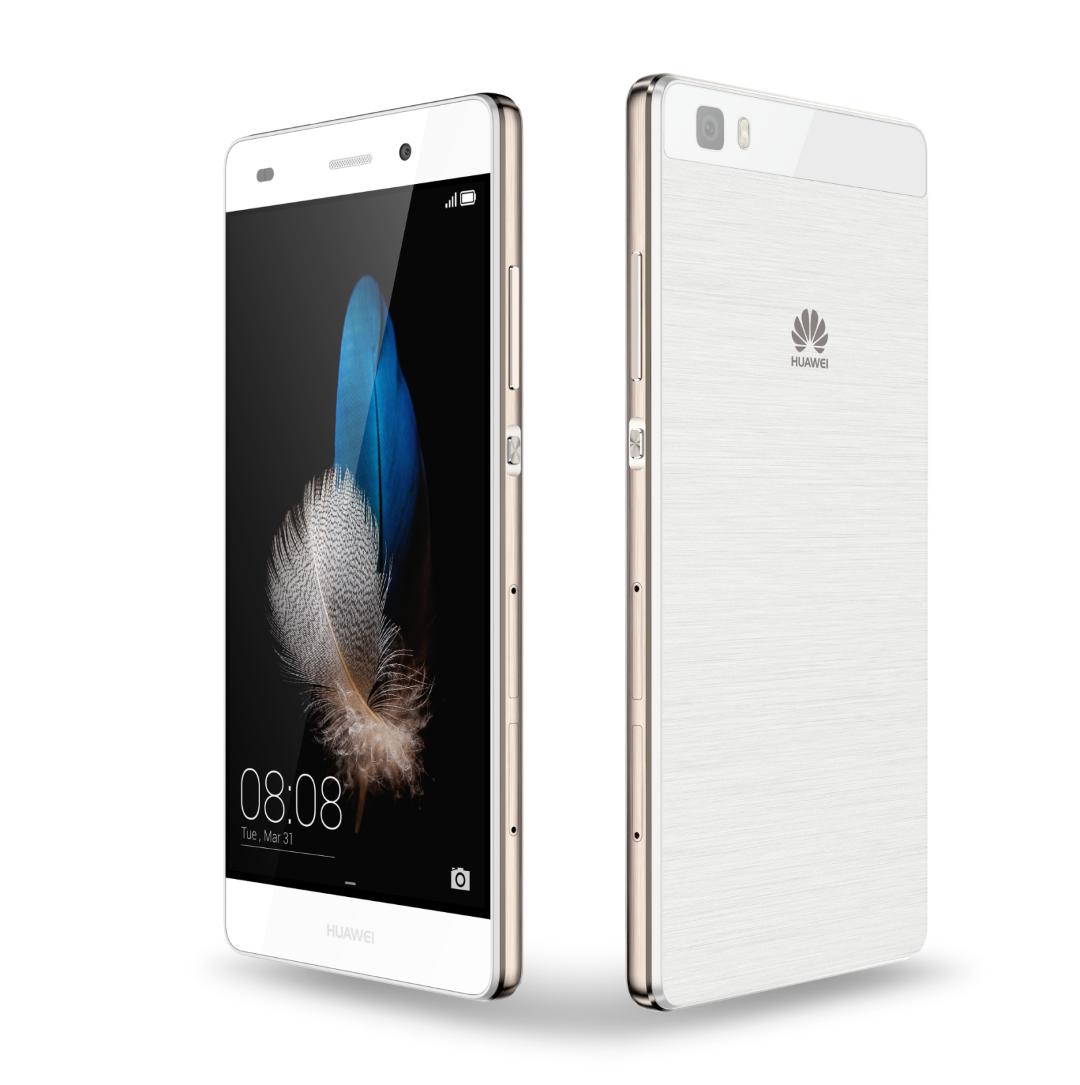 Huawei P8 Lite White (Large)