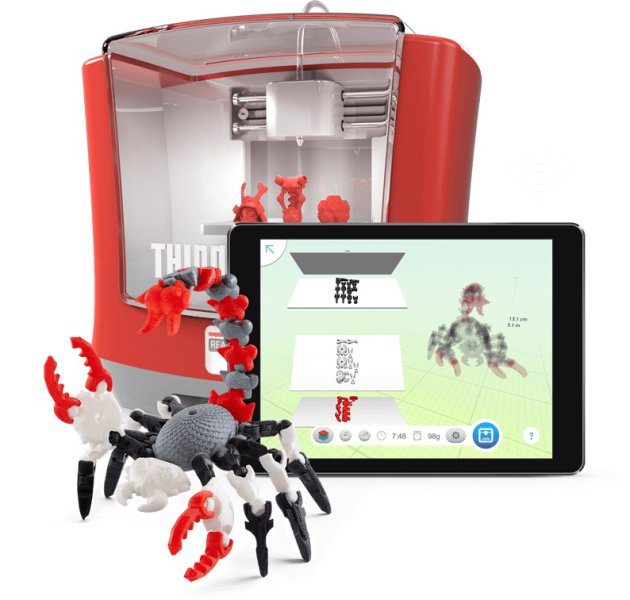 mattel thingmaker 3d printer (2)