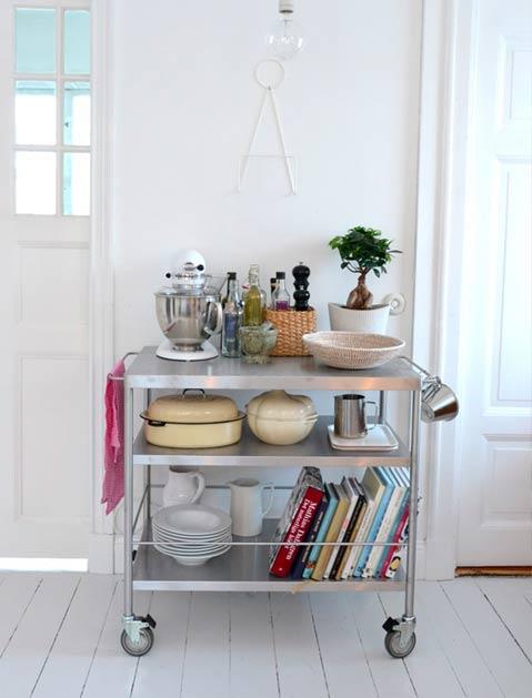 tips για μικρή κουζίνα
