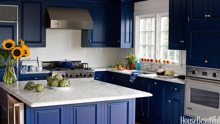 κουζίνα χρώμα