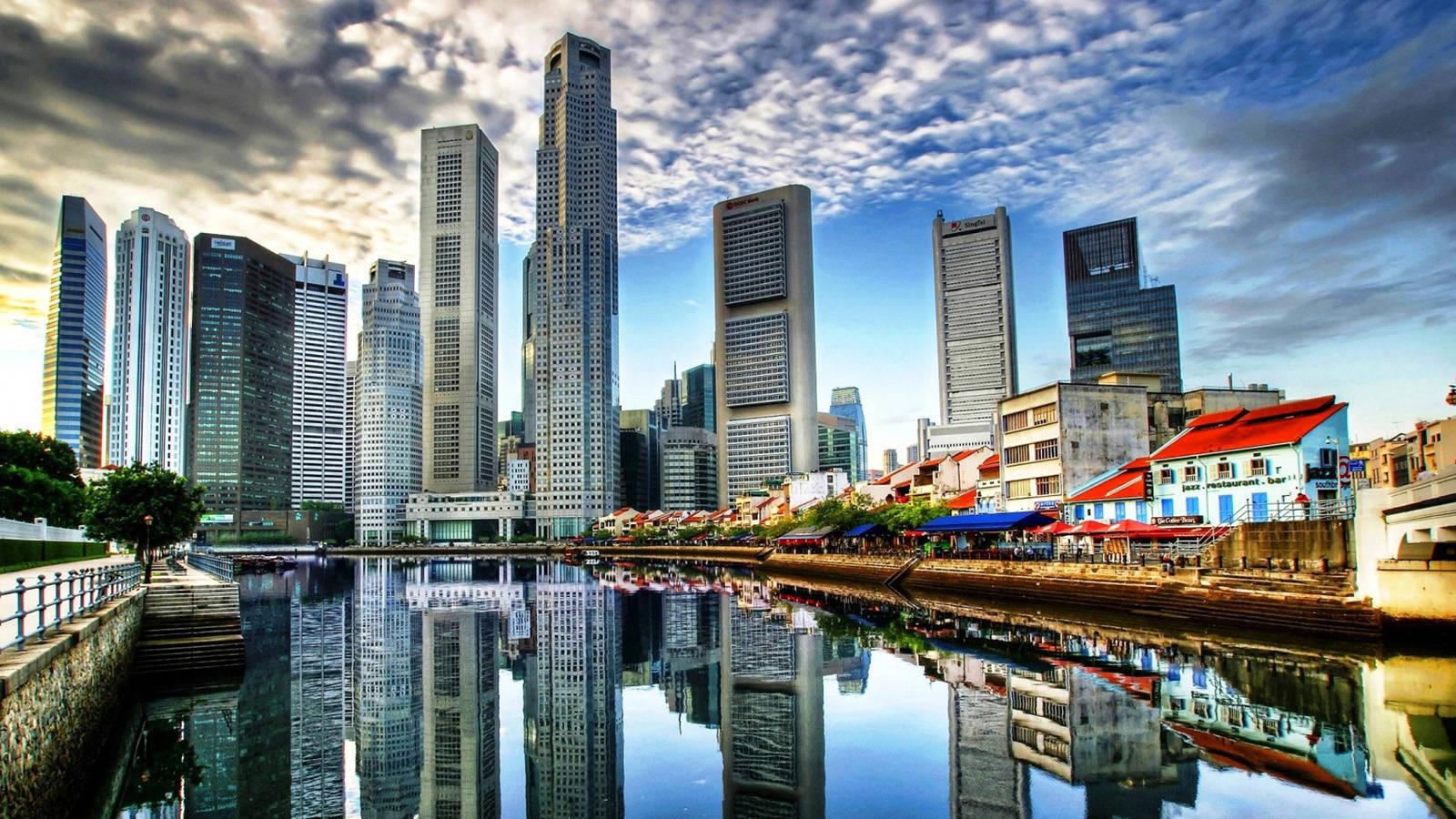 Modern City 1