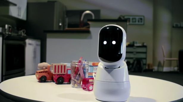 Samsung-make-personal-assistant-robot-called-Otto
