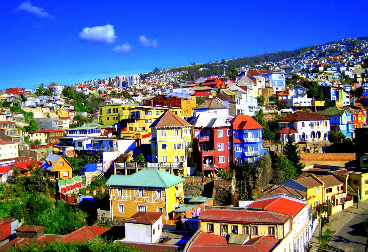 Valparaiso-Chile