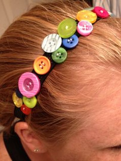 button craft ideas10