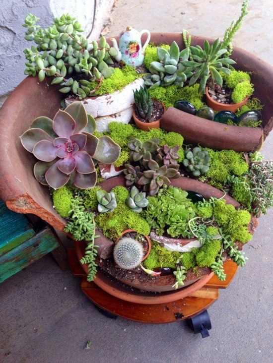 diy-fairy-mini-garden-from-broken-pots-05