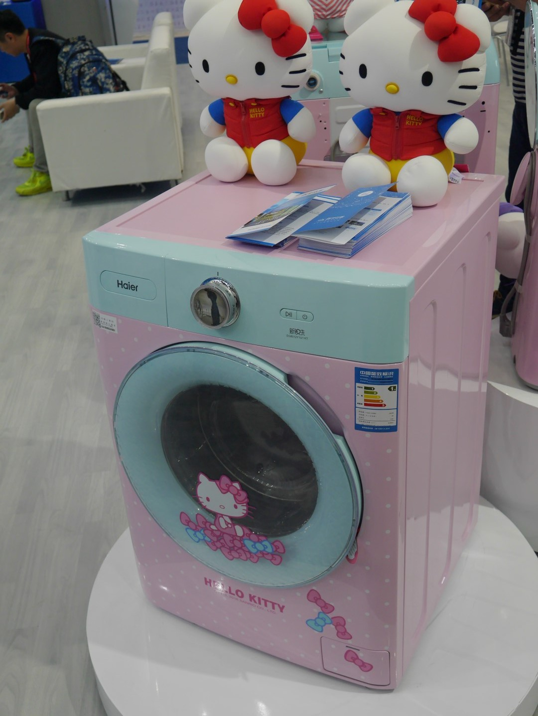 haier hello kitty (1)
