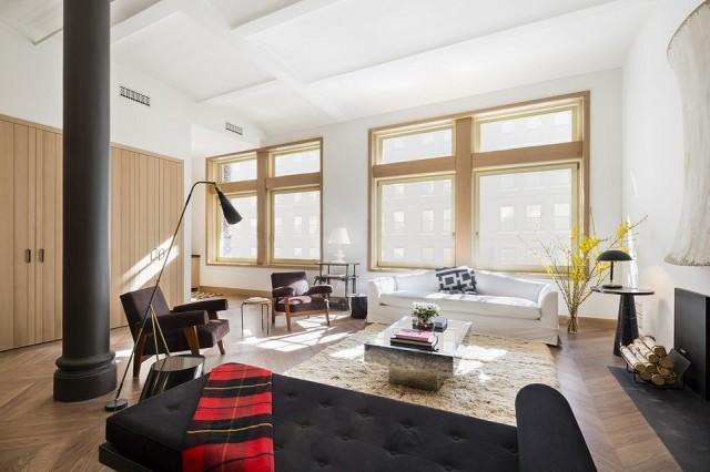διαμέρισμα της Ashley Olsen